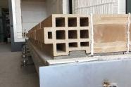 kiln car insulation