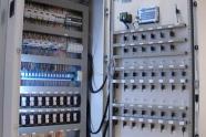 kiln control panel