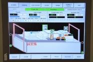 dryer control panel