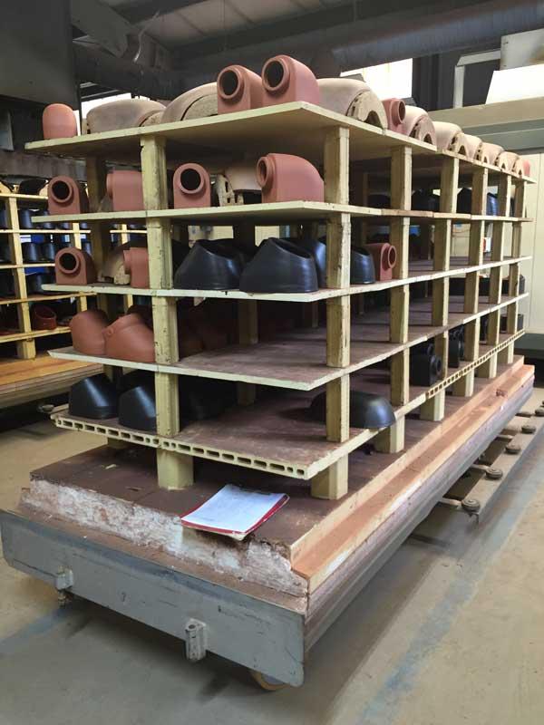 forni ficola kiln for roof tiles